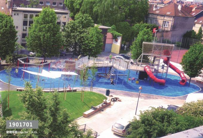 定制型 大型儿童游乐设施 - 1901701