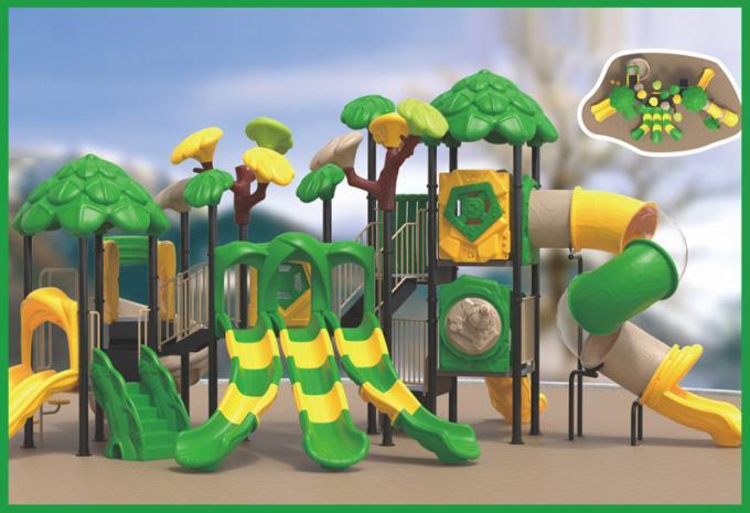 丛林滑梯系列大型组合滑梯儿童游乐场设备-1914501