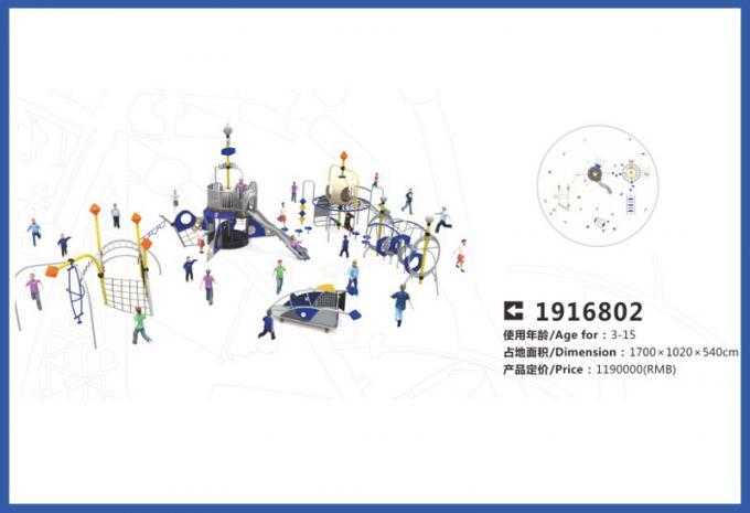星球大战系列大型童游乐场设备-1916802