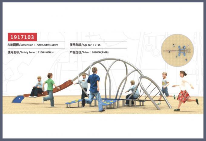 侏罗纪系列大型儿童游乐场设备-1917103
