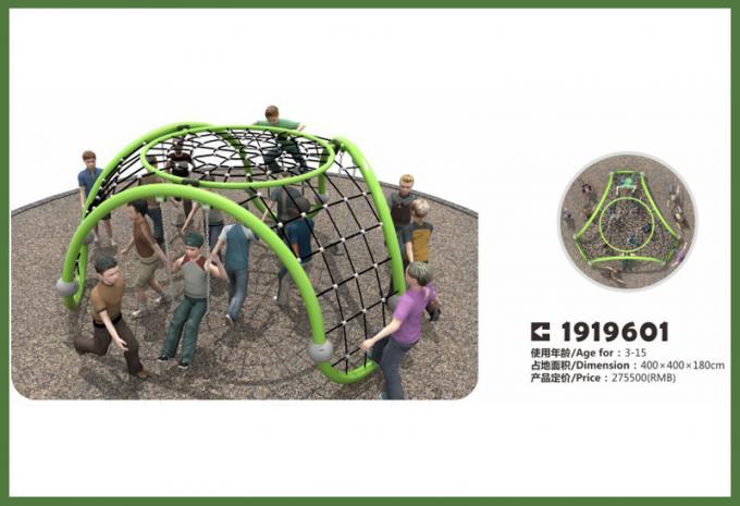 平衡绳网系列大型儿童游乐设施设备-1919601