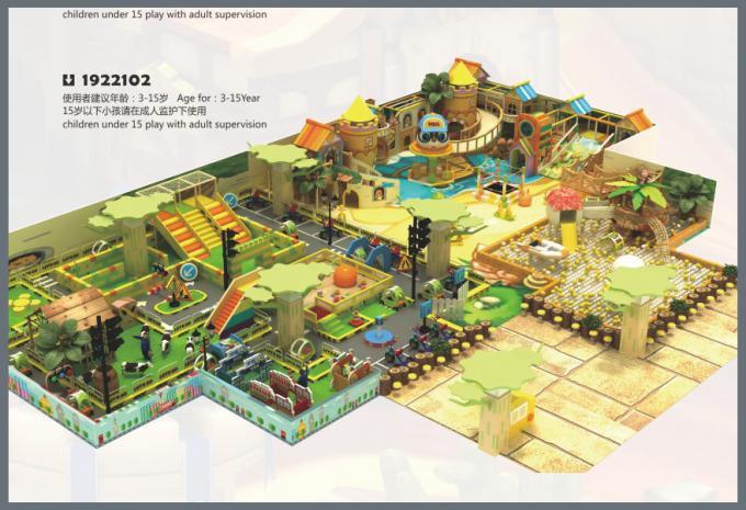 淘气堡系列大型儿童游乐场设备-1922102