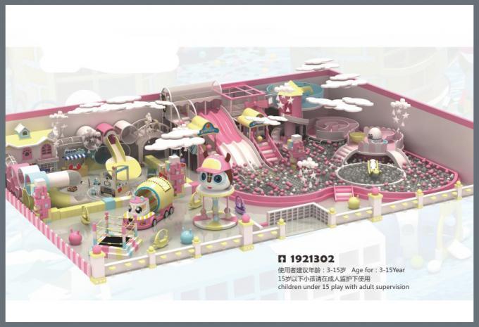 淘气堡系列大型儿童游乐场设备-1921302