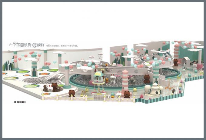 淘气堡系列大型儿童游乐场设备-1921301