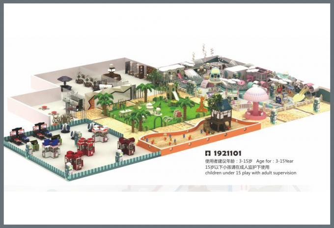 淘气堡系列大型儿童游乐场设备-1921101