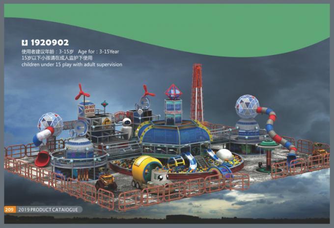 淘气堡系列大型儿童游乐场设备-1920902