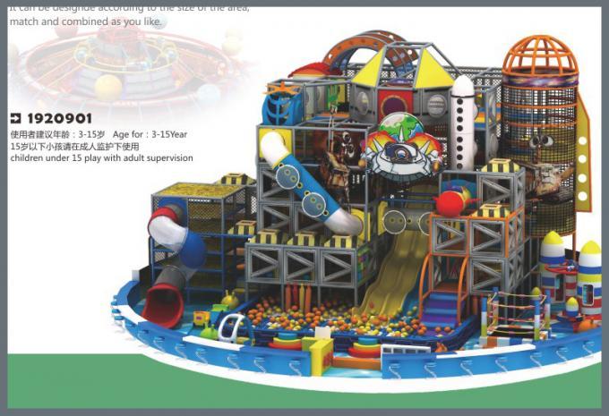 淘气堡系列大型儿童游乐场设备-1920901