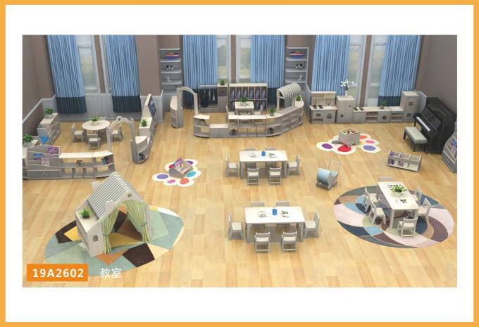 儿童家具系列大型儿童游乐场设备-19A2602