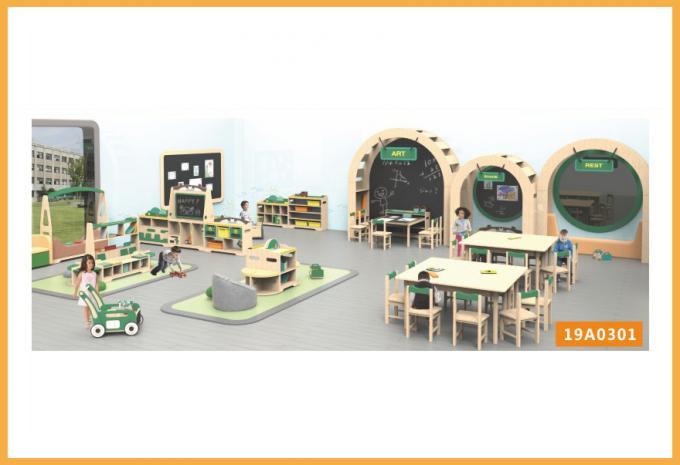 儿童家具系列大型儿童游乐场设备-19A0301