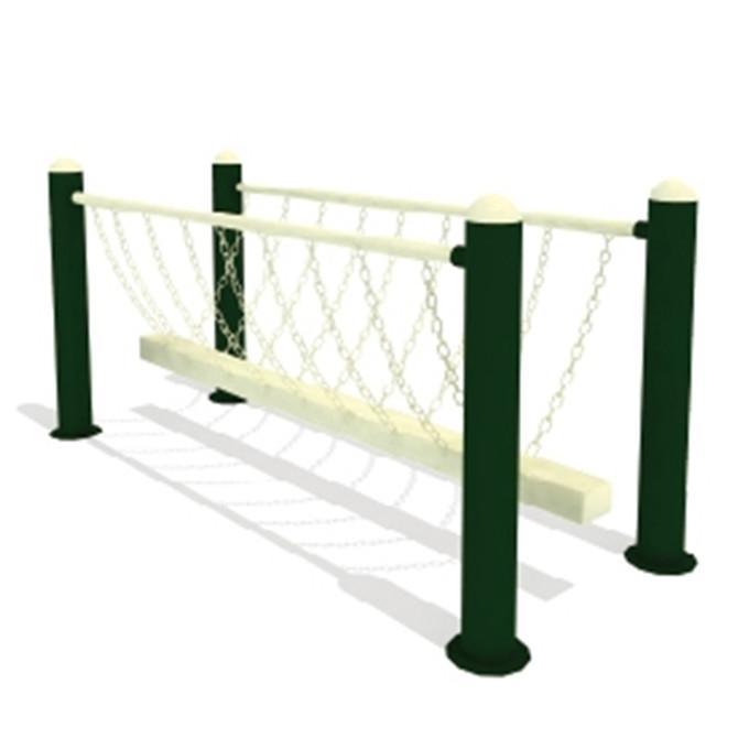 户外健身器材-吊索桥-90C