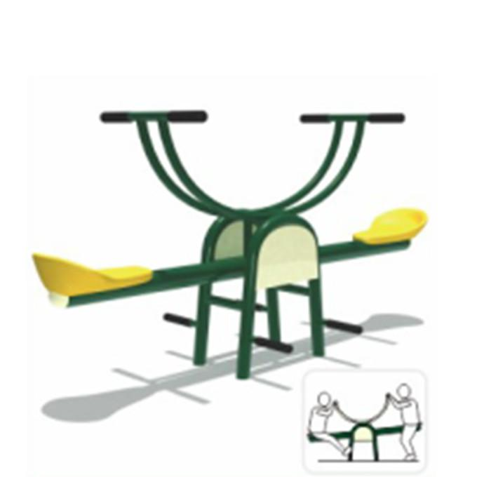 健身翘板-(可免费定制)