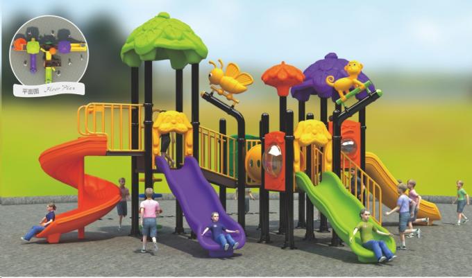 森林树屋儿童室外内滑梯-滑梯可定制设计-欢迎致电:15302377278